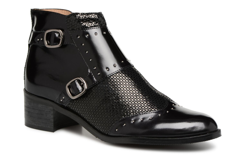 Boots en enkellaarsjes Karston Zwart
