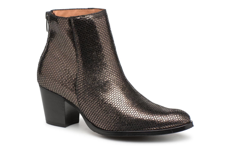 Boots en enkellaarsjes Karston Goud en brons