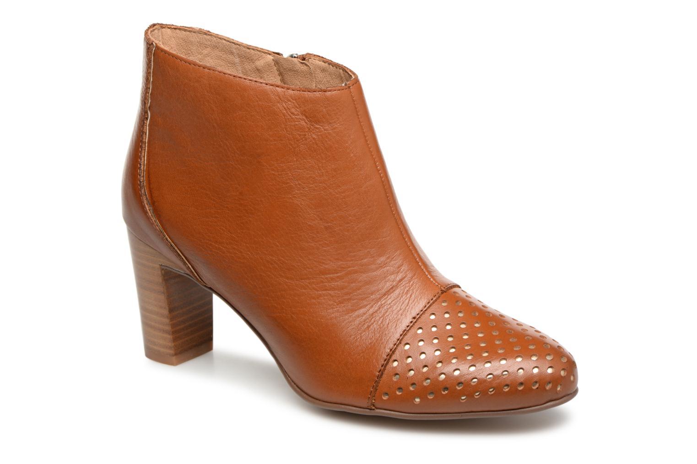 Boots en enkellaarsjes Karston Bruin