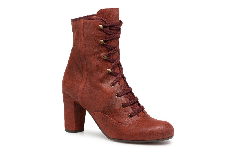 Boots en enkellaarsjes Chie Mihara Bruin