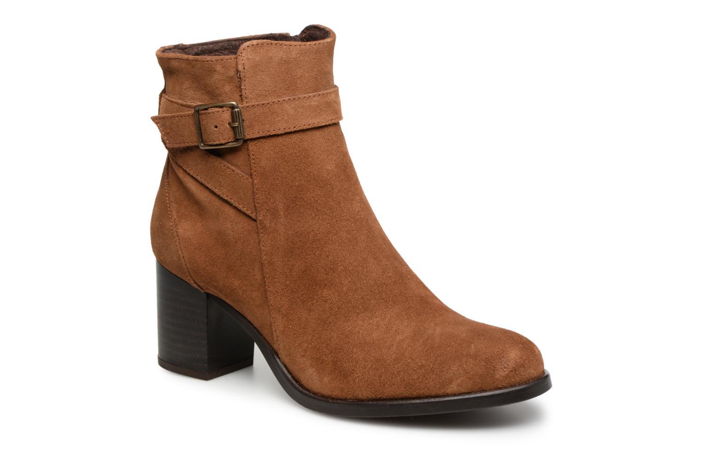 Boots en enkellaarsjes Jonak Bruin