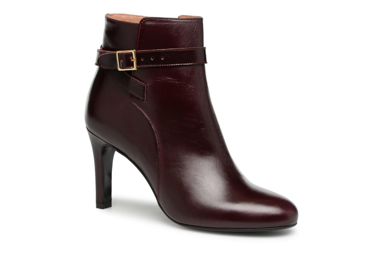 Boots en enkellaarsjes Jonak Bordeaux