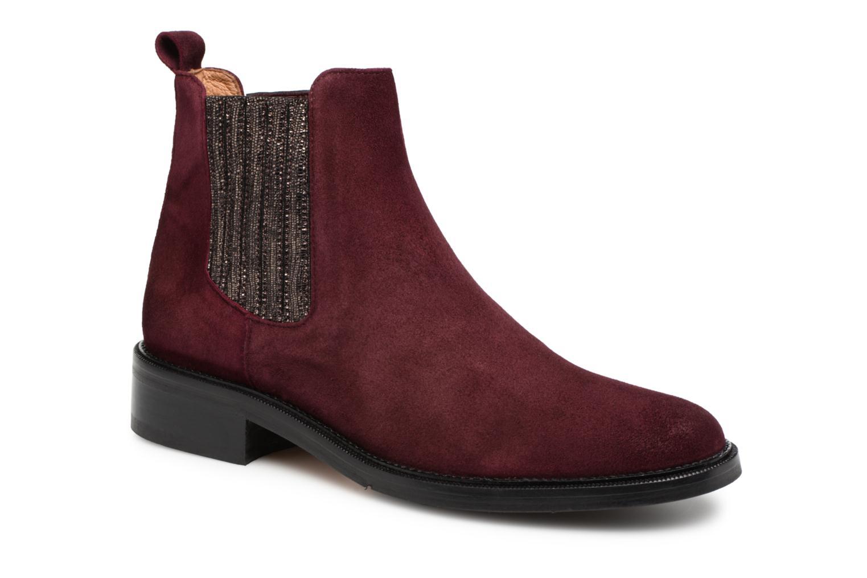 Boots en enkellaarsjes Schmoove Woman Bordeaux