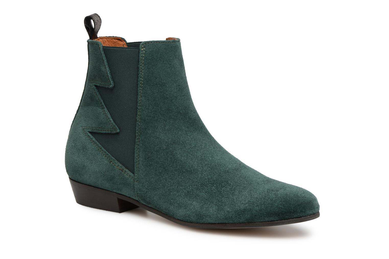 Boots en enkellaarsjes Schmoove Woman Groen