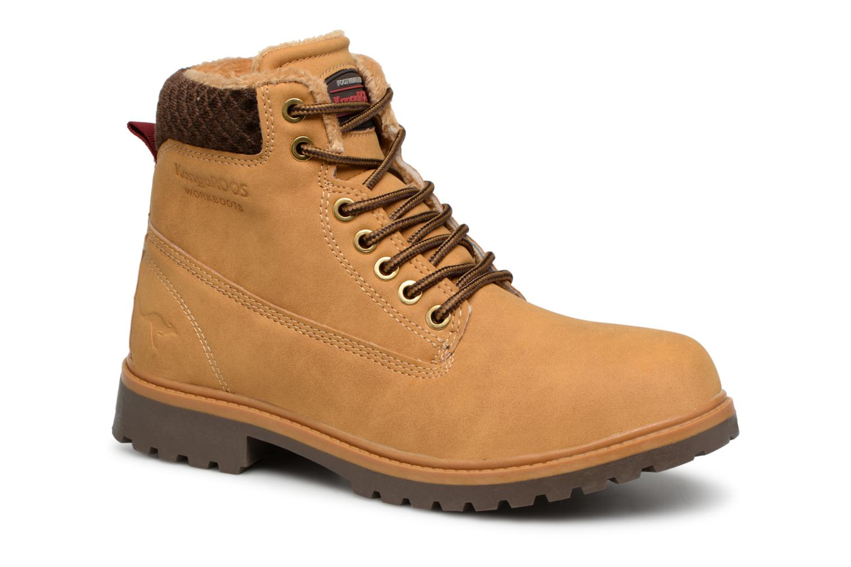 Boots en enkellaarsjes Kangaroos Bruin
