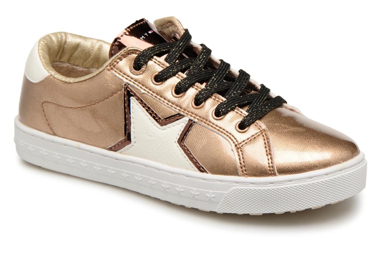 Sneakers Tommy Hilfiger Goud en brons
