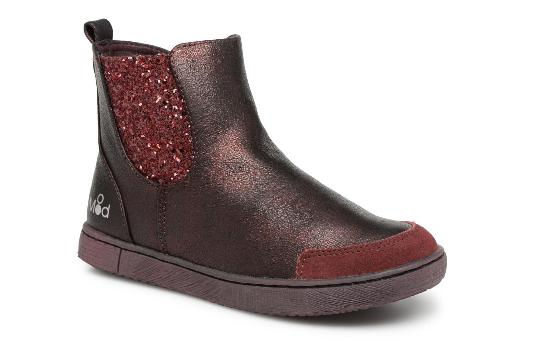 Boots en enkellaarsjes Mod8 Bordeaux