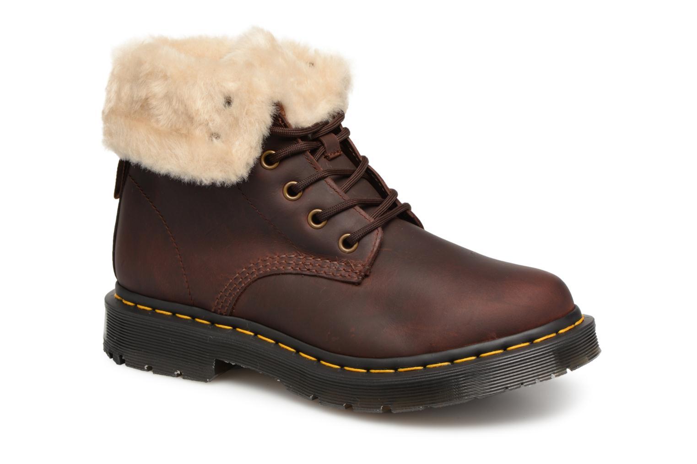Boots en enkellaarsjes Dr. Martens Bruin