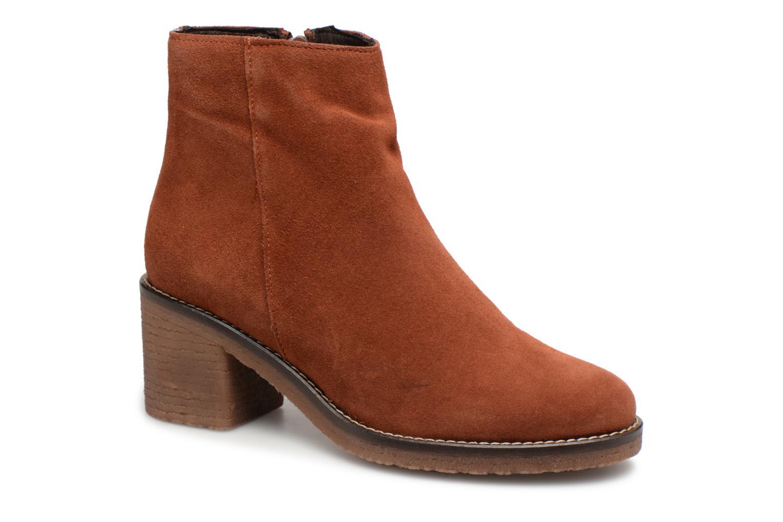 Boots en enkellaarsjes Bensimon Bruin