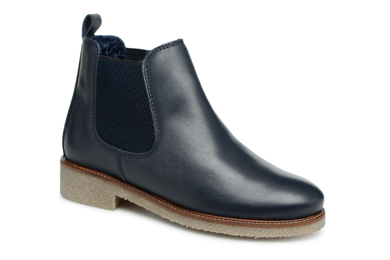 Boots en enkellaarsjes Bensimon Blauw