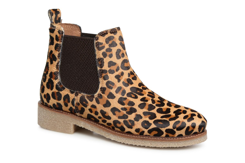 Boots en enkellaarsjes Bensimon Multicolor