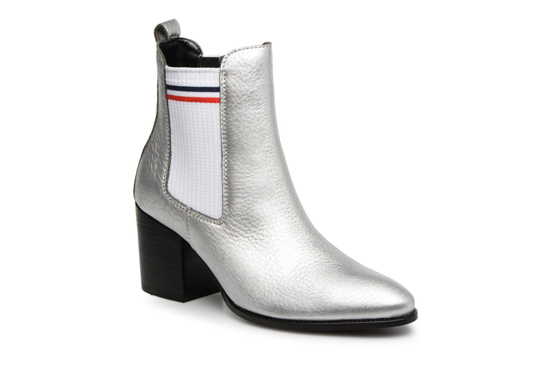Boots en enkellaarsjes Tommy Hilfiger Zilver