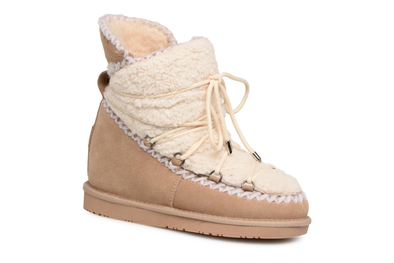 Boots en enkellaarsjes Gioseppo Beige