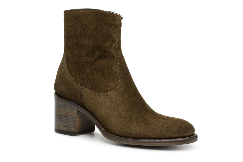 Boots en enkellaarsjes Free Lance Groen