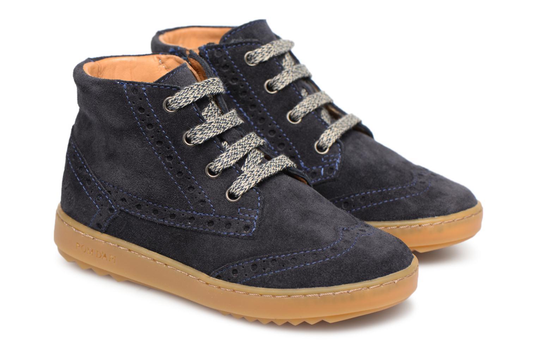 Sneakers Pom d Api Blauw
