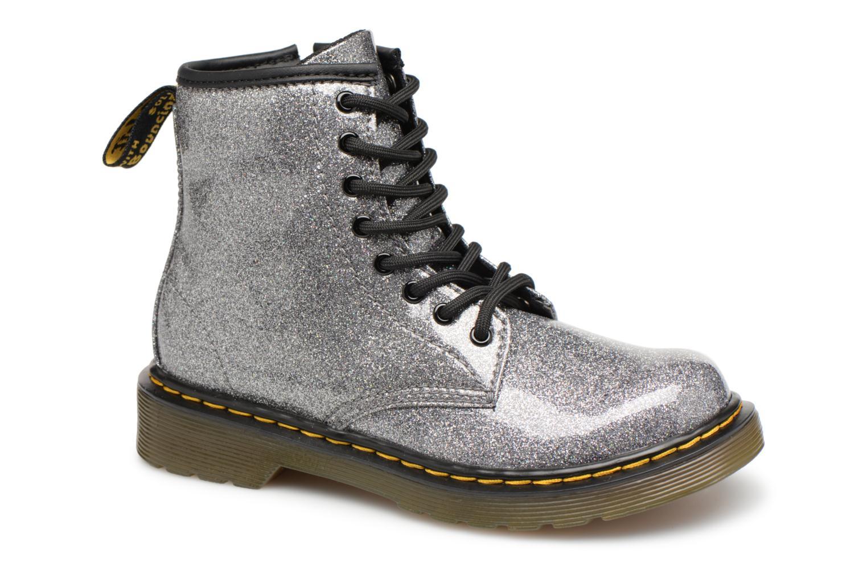 Boots en enkellaarsjes Dr. Martens Zilver