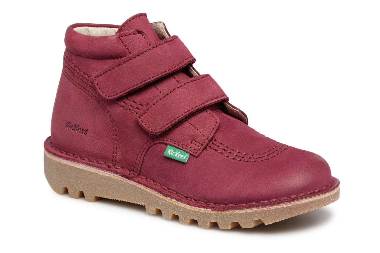 Boots en enkellaarsjes Kickers Roze