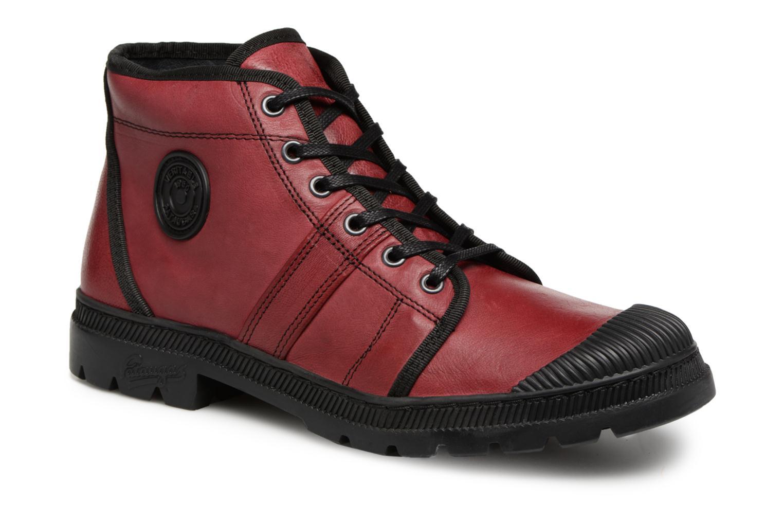 Boots en enkellaarsjes Pataugas Rood