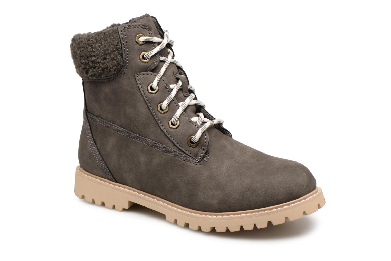 Boots en enkellaarsjes Esprit Zilver