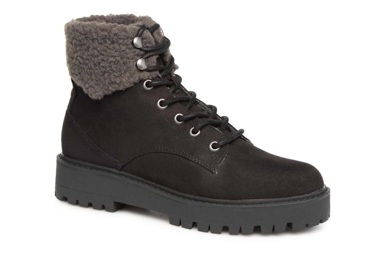 Boots en enkellaarsjes Esprit Zwart