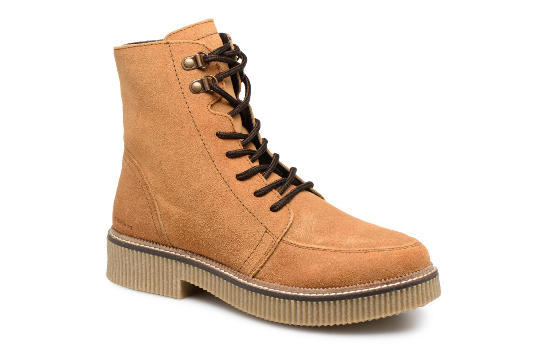 Boots en enkellaarsjes Esprit Bruin