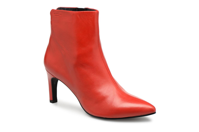Boots en enkellaarsjes Vagabond Shoemakers Rood