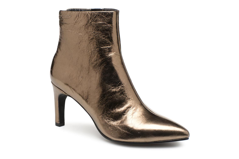Boots en enkellaarsjes Vagabond Shoemakers Goud en brons