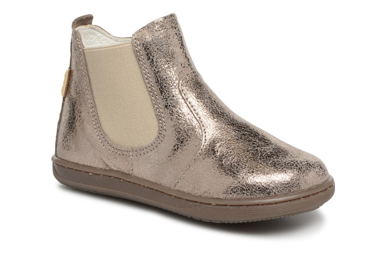 Boots en enkellaarsjes Primigi Goud en brons
