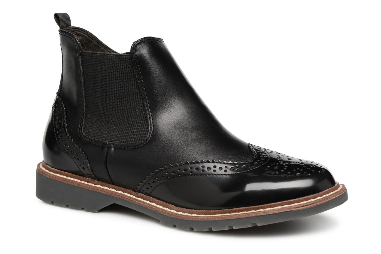 Boots en enkellaarsjes S.Oliver Zwart