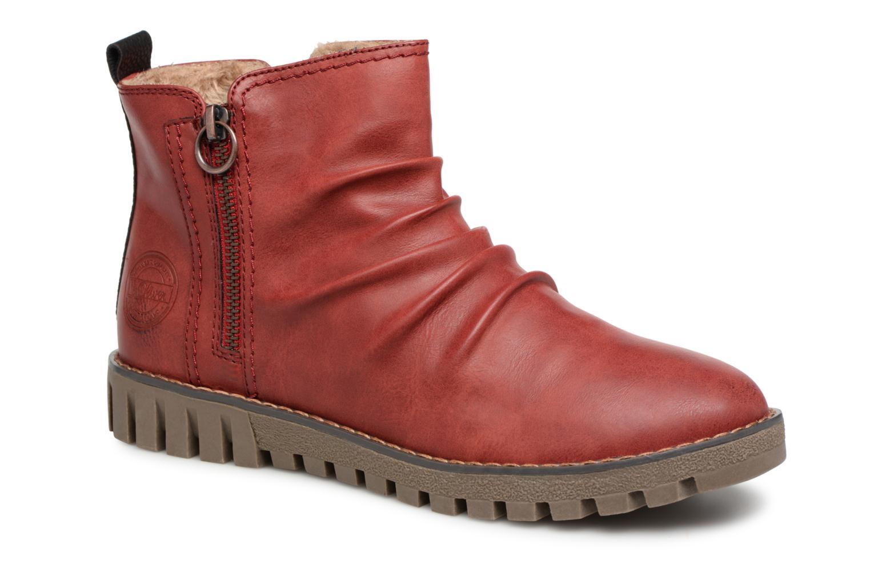 Boots en enkellaarsjes S.Oliver Rood