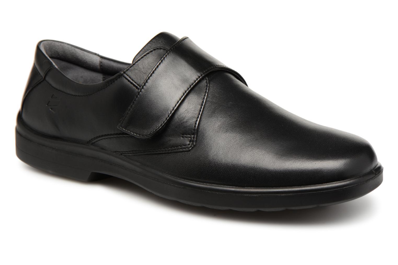 Schoenen met klitteband Sledgers Zwart