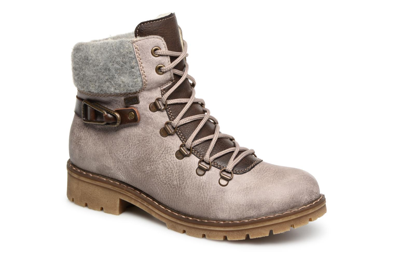 Boots en enkellaarsjes Rieker Grijs