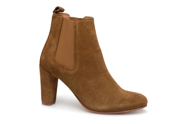 Boots en enkellaarsjes Anthology Paris Bruin