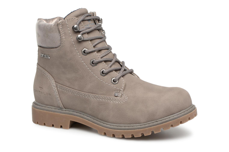 Boots en enkellaarsjes Tom Tailor Grijs