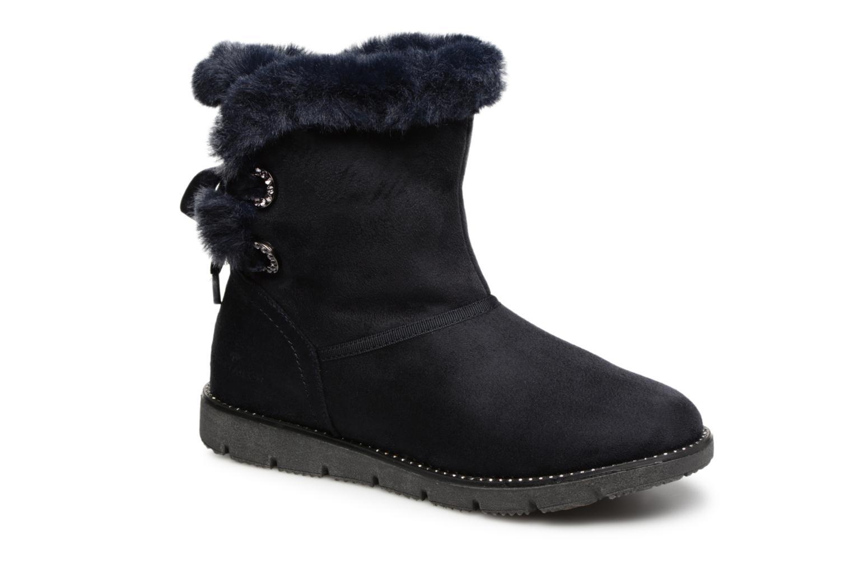 Boots en enkellaarsjes Tom Tailor Blauw