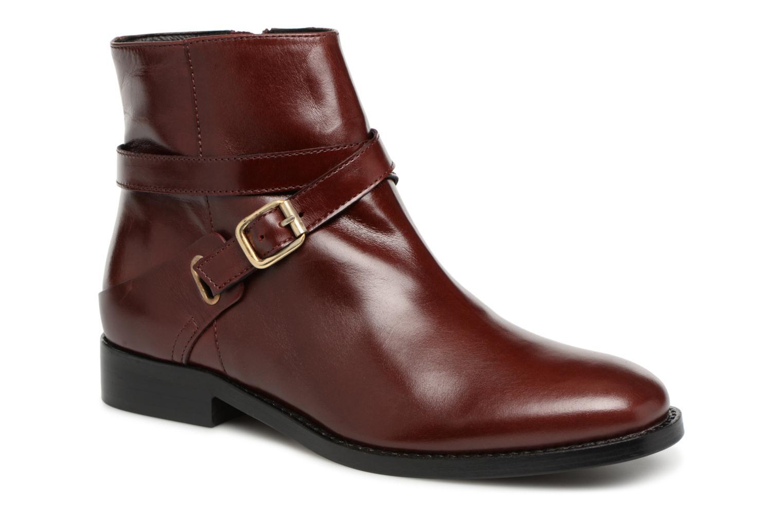 Boots en enkellaarsjes COSMOPARIS Bordeaux