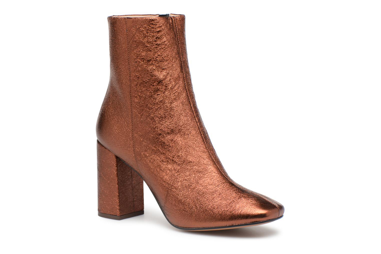 Boots en enkellaarsjes Jonak Goud en brons