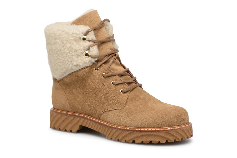 Boots en enkellaarsjes Jonak Beige