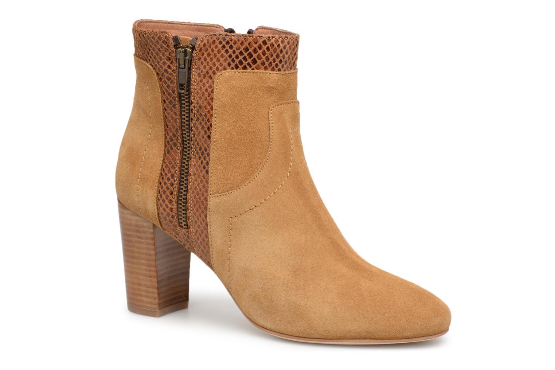 Boots en enkellaarsjes Petite mendigote Geel