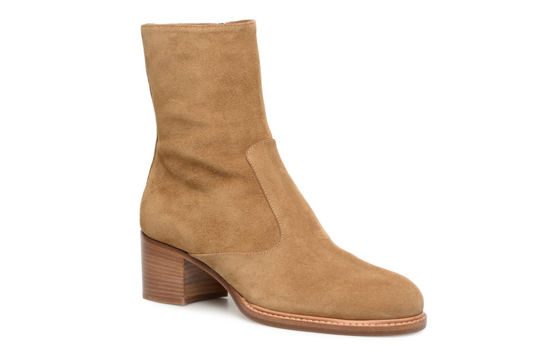 Boots en enkellaarsjes Veronique Branquinho Bruin