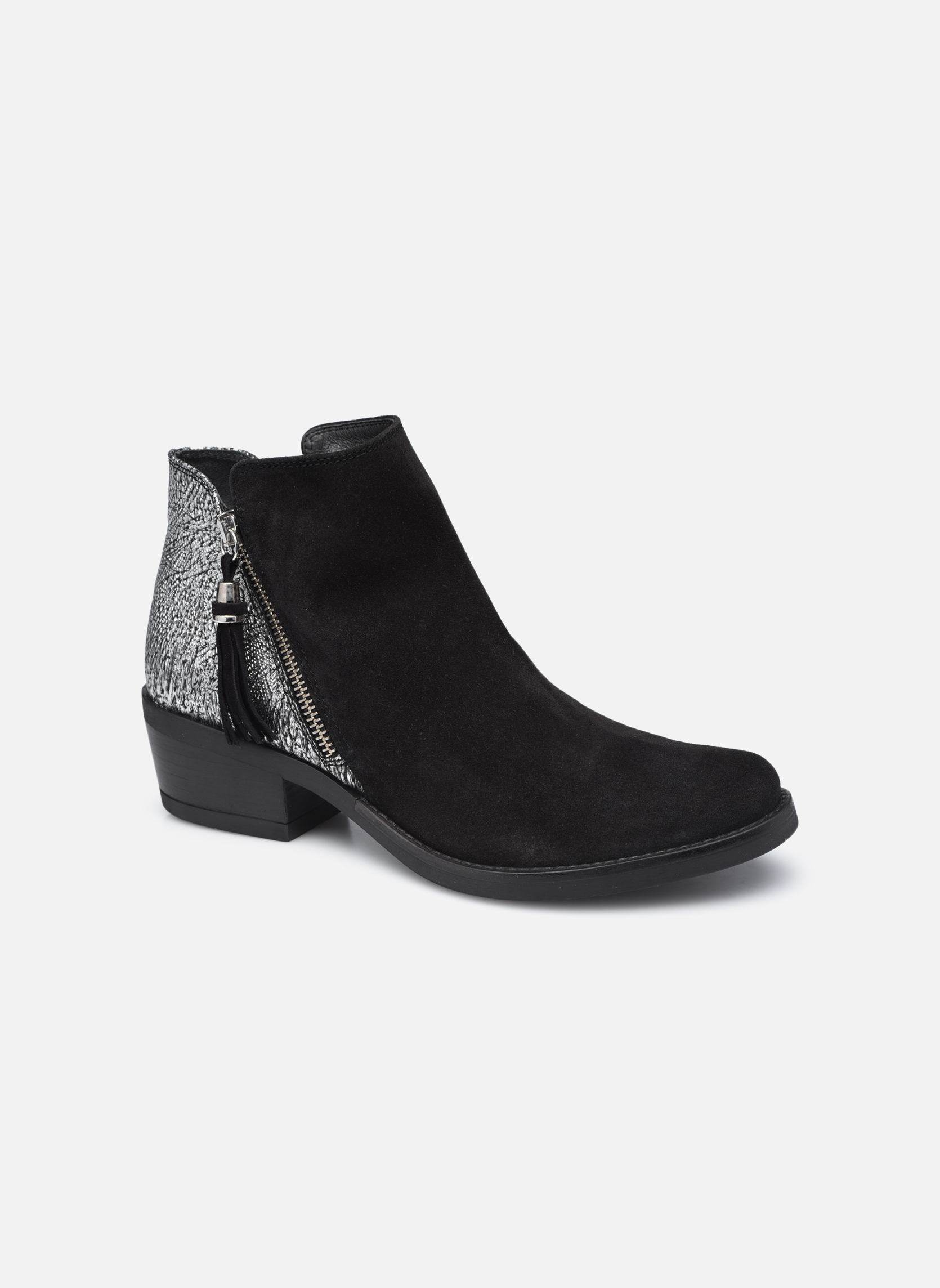 Boots en enkellaarsjes Kanna Zwart
