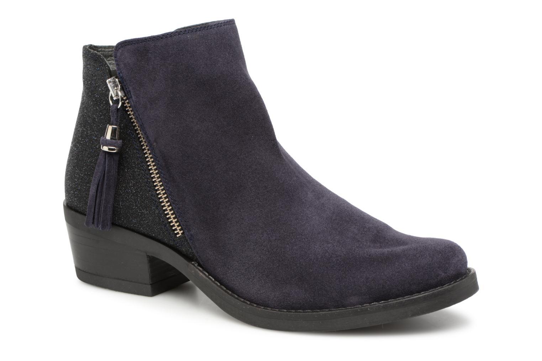 Boots en enkellaarsjes Kanna Blauw