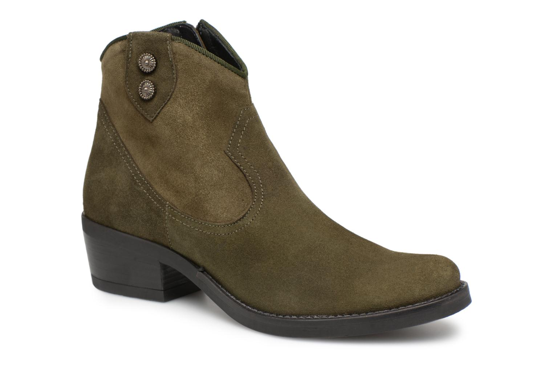 Boots en enkellaarsjes Kanna Groen