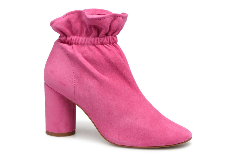 Boots en enkellaarsjes KG By Kurt Geiger Roze