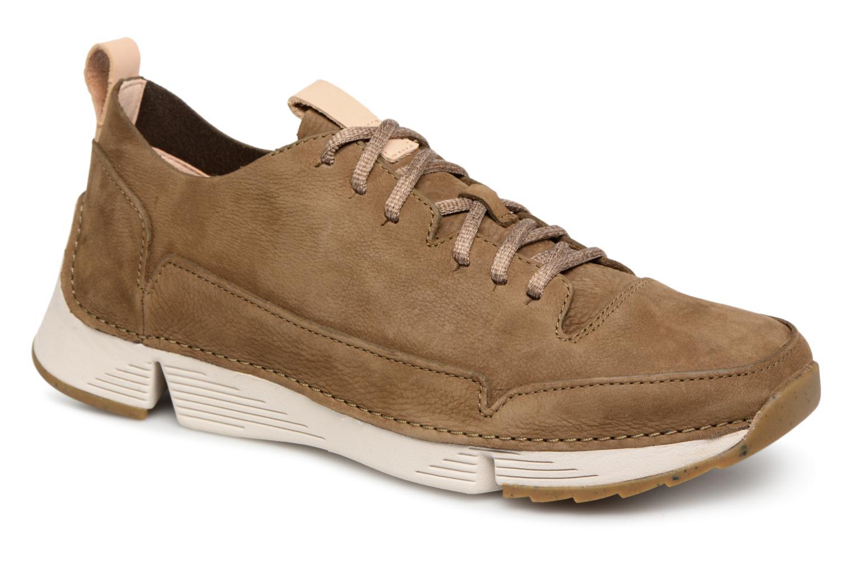 Sneakers Clarks Groen