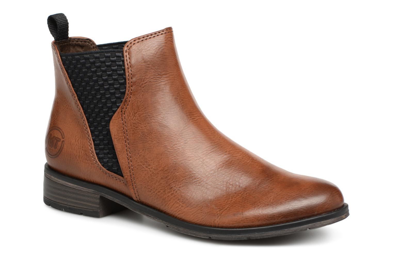 Boots en enkellaarsjes Marco Tozzi Bruin