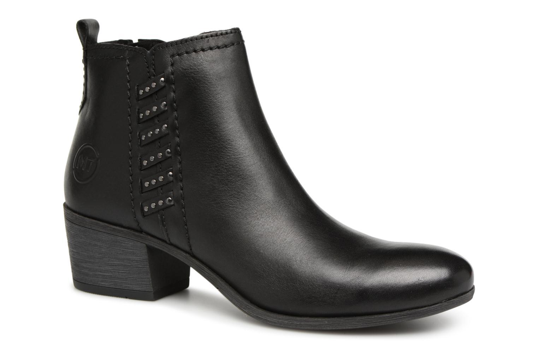 Boots en enkellaarsjes Marco Tozzi Zwart