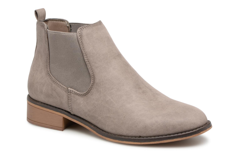 Boots en enkellaarsjes Vero Moda Grijs