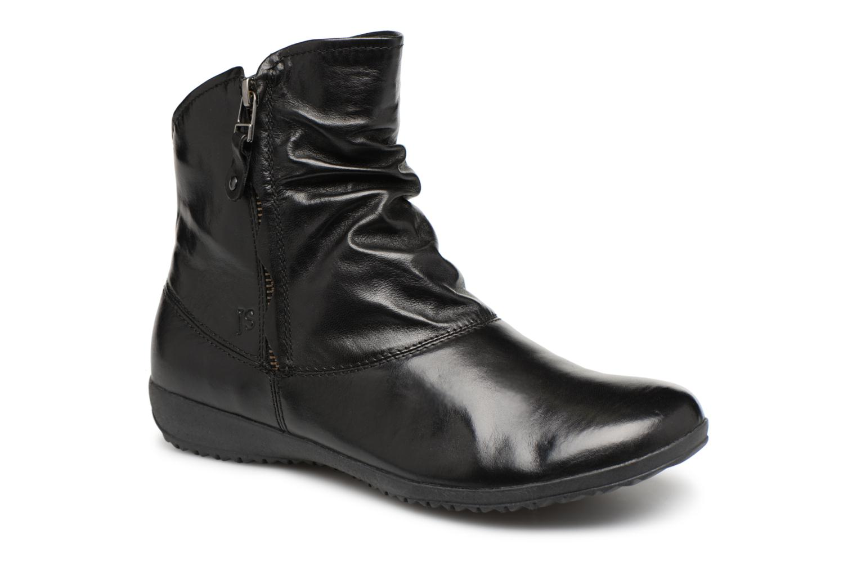 Boots en enkellaarsjes Josef Seibel Zwart