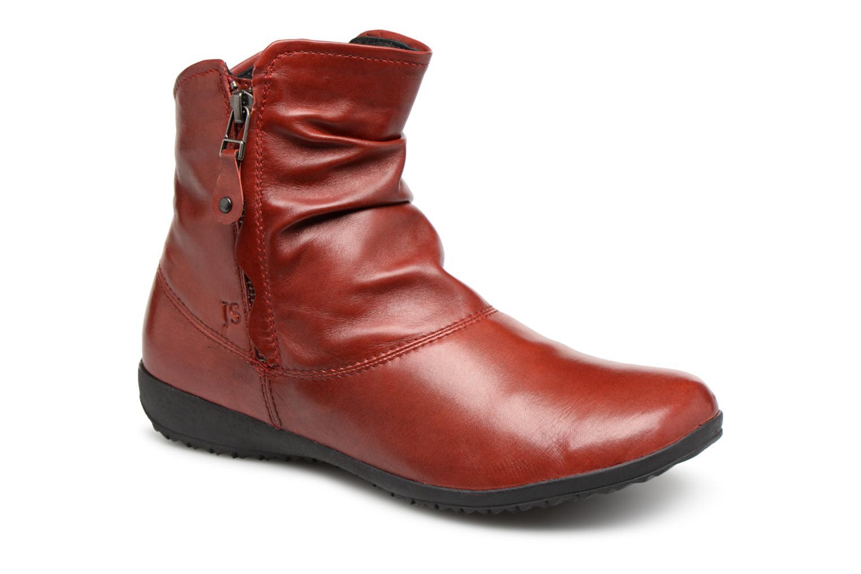 Boots en enkellaarsjes Josef Seibel Rood